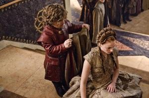 Sansa and Tyrion Wedding