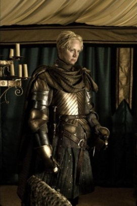 Brienne of Tarth.
