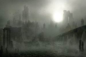 The fog and damp of Chroyane