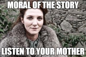 Catelyn Meme