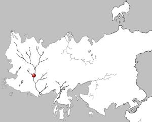 Chroyane's location