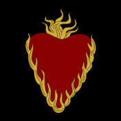 Fiery Heart of the Lord of Light