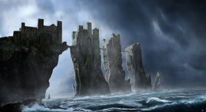 Pyke and the Iron Islands as depicted on DeviantArt
