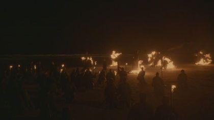 Burning of False Gods