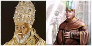 Pope Celment VIII and Septon