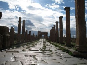 Wikimedia Commons: Roman Roads
