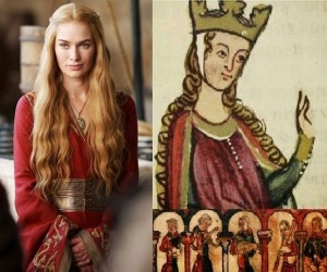 Cersei and eleanor
