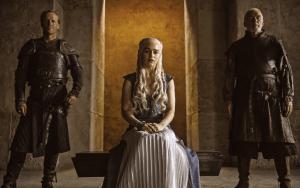 Daenerys Targaryen http://geeklyinc.com/game-of-thrones-season-4-character-recaps-stannis-theon-brienne-and-daenerys/